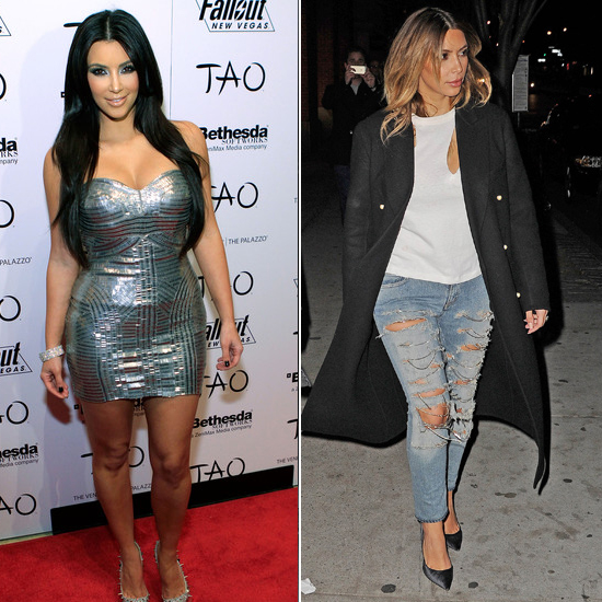 Kim Kardashian: de chica reality a icono de moda