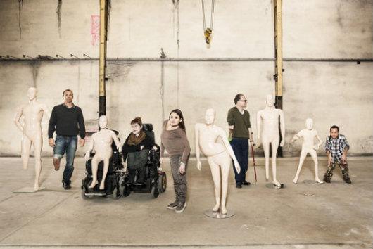 """Nadie es Perfecto, la campaña """"en vitrina"""" de Pro Infirmis a favor de los discapacitados"""