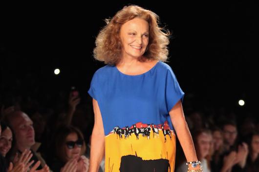 Diane von Furstenberg escogerá a su próximo embajador de marca vía reality show