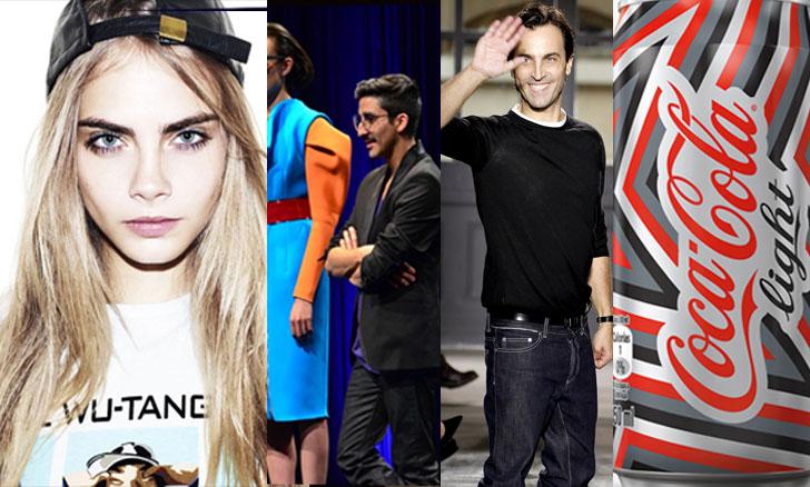 Los hitos de la moda 2013