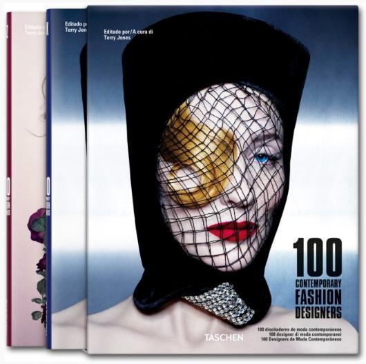 Libros de Moda: 100 Contemporary Fashion Designers