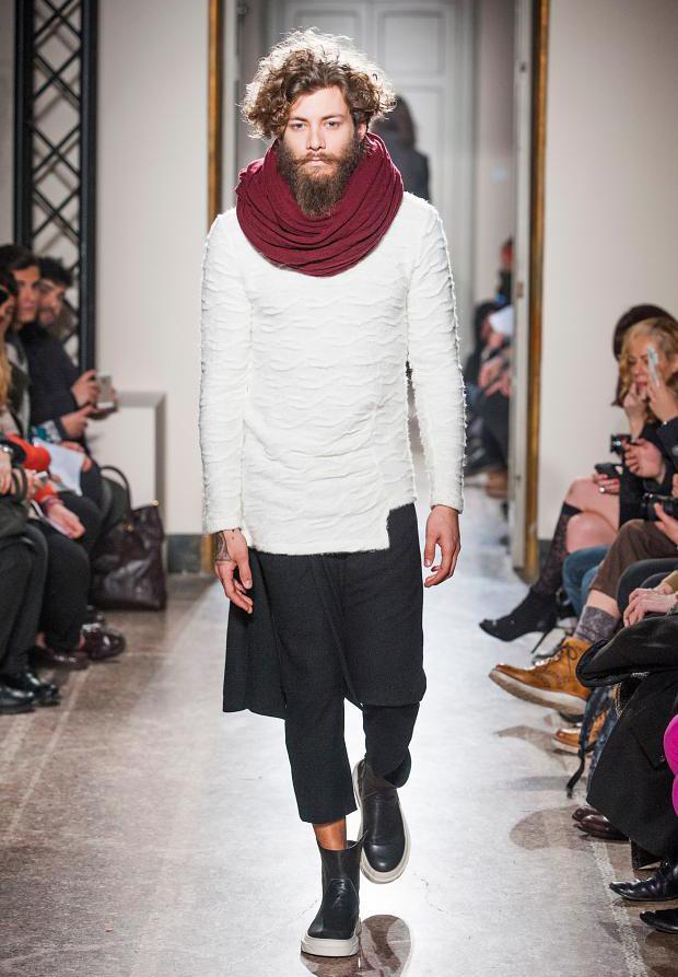 Milano Moda Uomo, otoño-invierno 2014/15: Segunda Parte