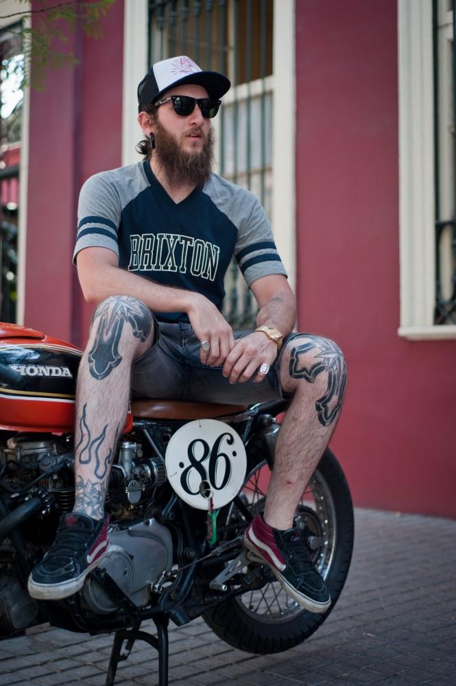 Especial fotográfico: Hombres Tatuados