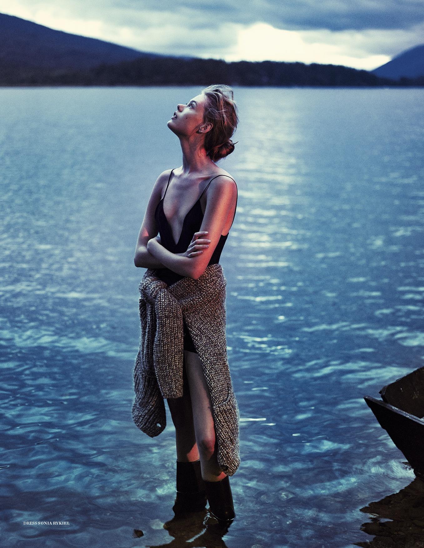 Escandinavia bajo la moda con Frida Gustavsson