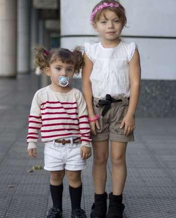 Matilda Gamberini y Raffaella Gambarini