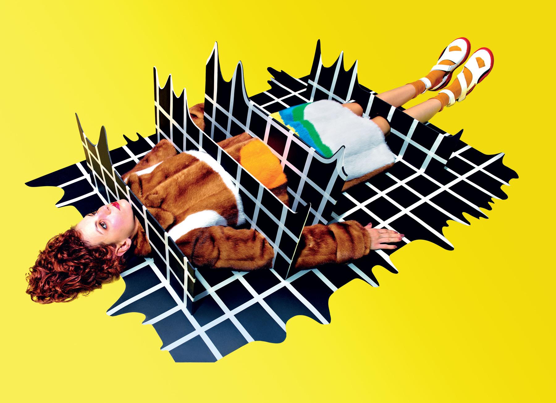 Magic Show: La hipersaturada moda primavera 2014 de Maurizio Cattelan y Pierpaolo Ferrari