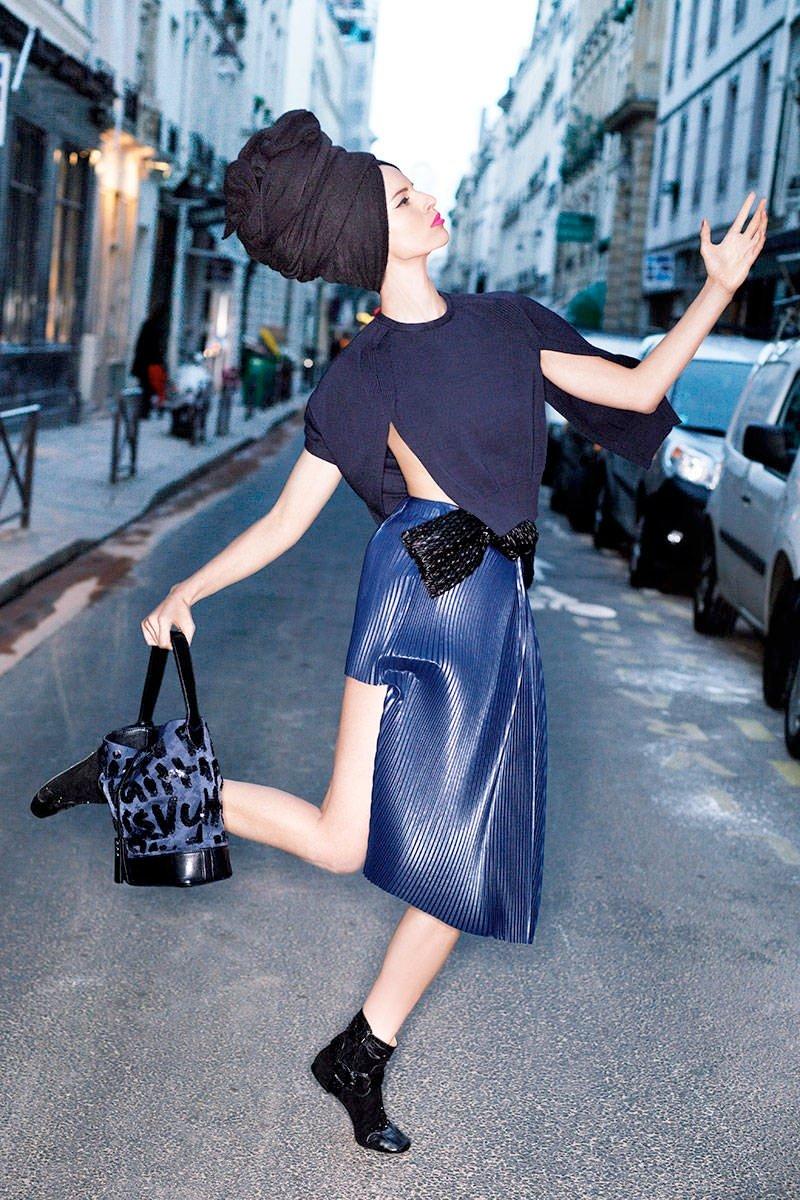 Editorial de Moda: La primavera 2014 según Harper's Bazaar