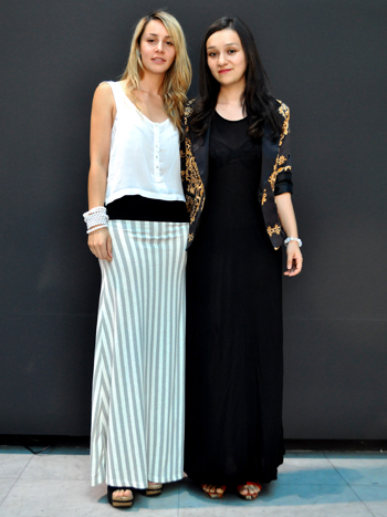 Macarena y Carolina Barra
