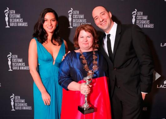Los ganadores de los Costume Designers Guild Awards