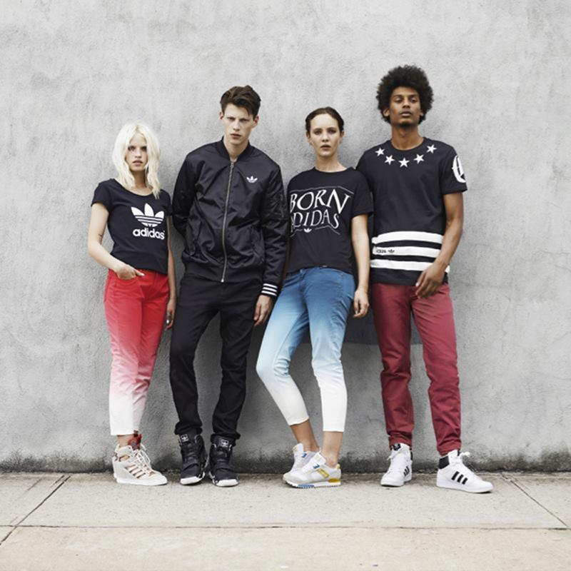 ¡Gana una prenda adidas Originals en VisteLaCalle!