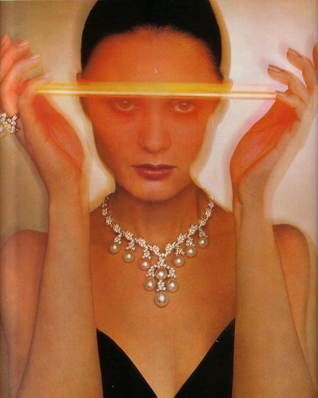 Fotografía de moda de los '70: Jérôme Ducrot