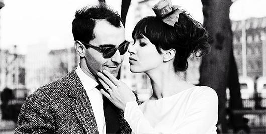 Anna Karina: la coqueta musa de Jean Luc Godard