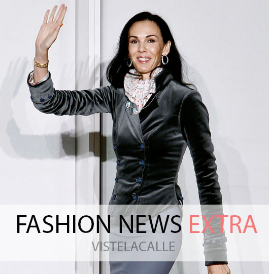 Fashion News Extra: Fallece la diseñadora norteamericana L'Wren Scott