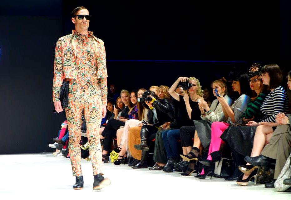 Erikó y su colección O/I 2014 en Vancouver Fashion Week