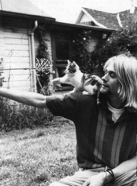 El estilo de Kurt Cobain a 20 años de su muerte