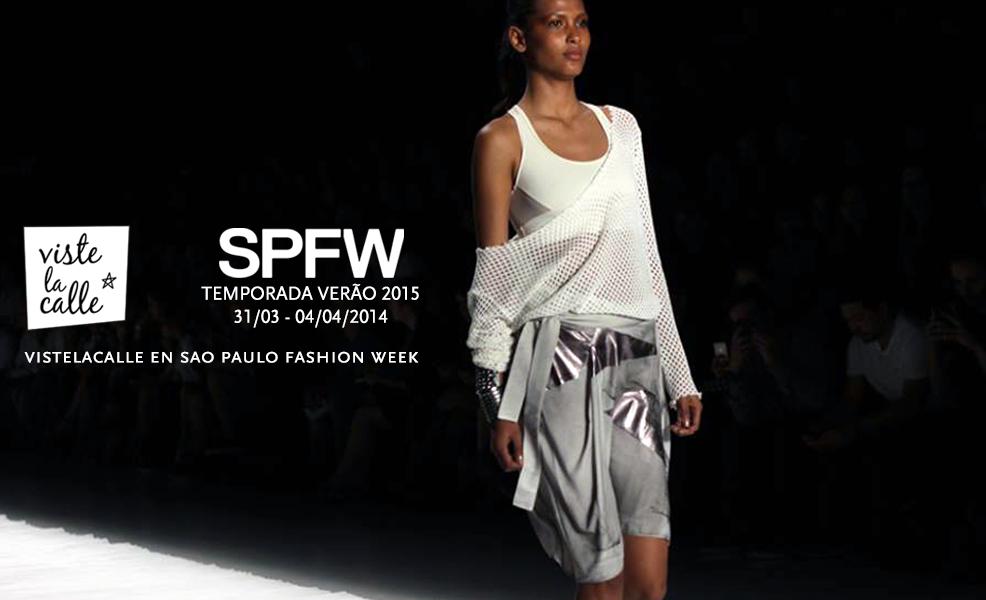 SPFW S/S 2015 por VisteLaCalle: Giuliana Romanno y UMA de Raquel Davidowicz