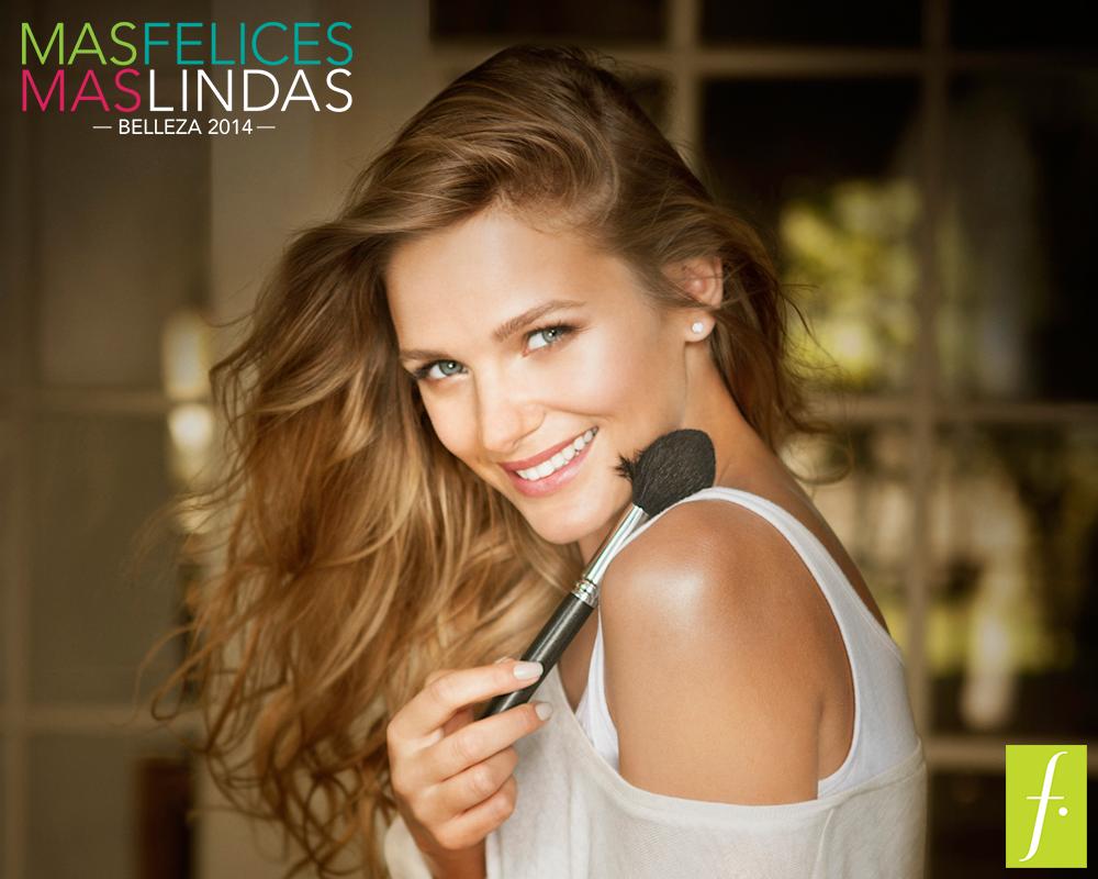 """Concurso: ¡Gana un kit de belleza gracias a la campaña """"Más feliz, más linda"""" con Falabella!"""
