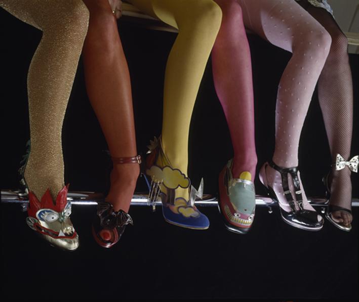 Thea Cadabra: Zapatos de fantasía