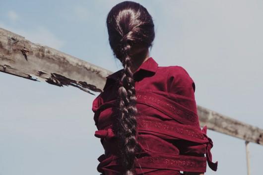 La moda y conciencia social de la diseñadora peruana Lucía Cuba