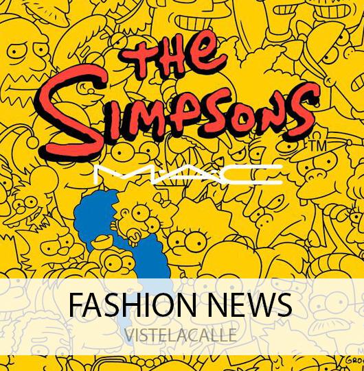 Fashion News: Los Simpson para MAC, desfile a beneficio y Elle México Diseña 2014 con Jean Paul Gaultier