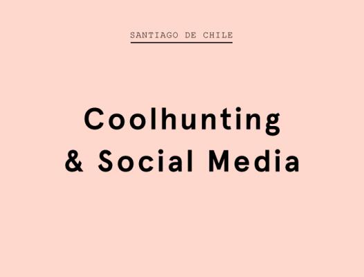Seminario de Coolhunting y Social Media en Urban Station de barrio El Golf