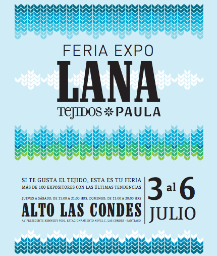 Concurso: Gana una de las 4 entradas dobles para Expolana de Revista Paula