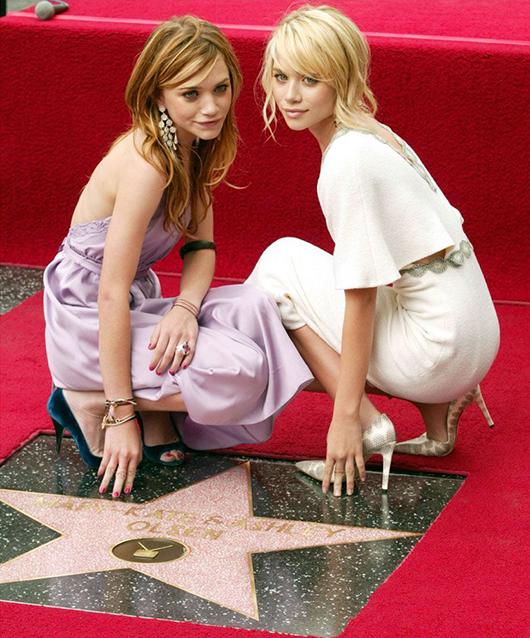 Los 28 años de carrera de Mary Kate y Ashley Olsen