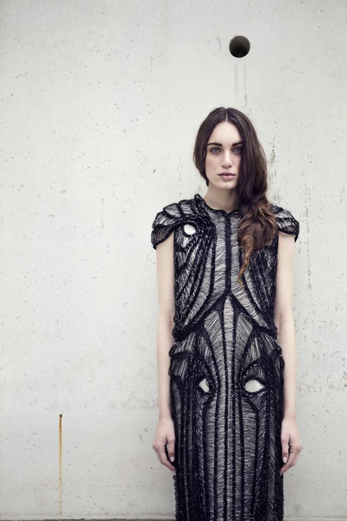 Steinrohner: La dupla de diseño alemán que trabaja con cortes láser e inspiración avant-garde