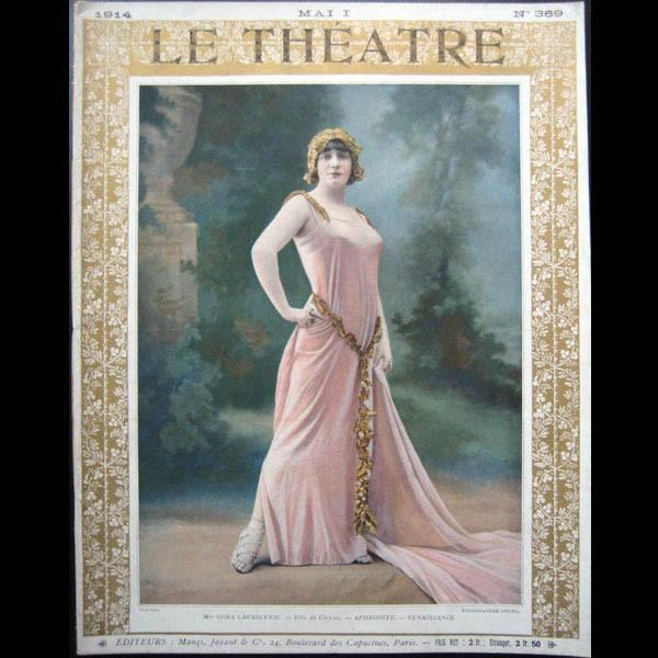El vestuario de Paul Poiret para el teatro