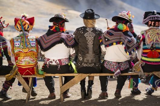 Los diseños tras ESCUDO: Inspiración andina para mujeres modernas
