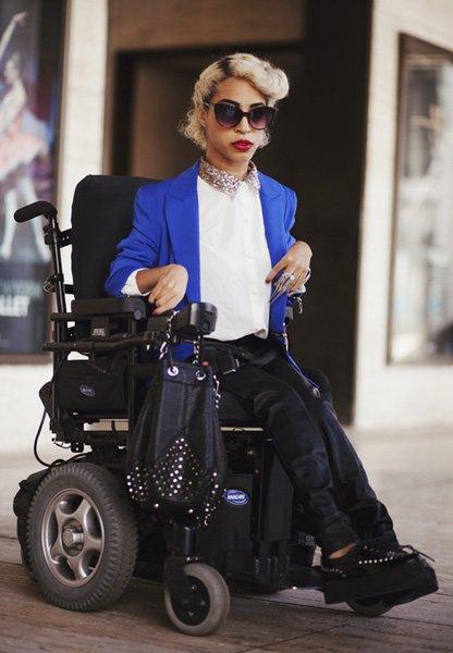 Jillian Mercado: Modelo y Blogger sin importar la silla de ruedas