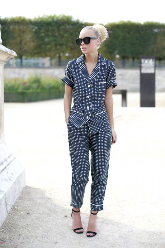 Pijama Trend: La ropa de dormir se toma las calles