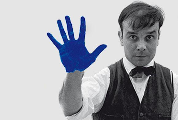 Un poco de historia del color: Yves Klein y su famoso azul