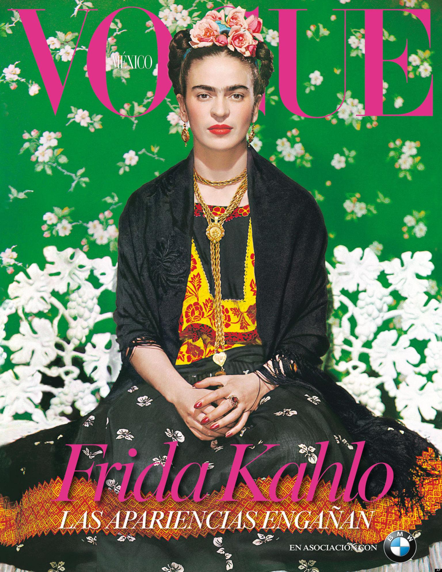 Icono de todos los tiempos: Frida Kahlo y las editoriales inspiradas en ella
