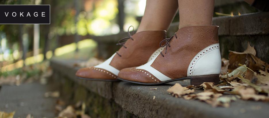 V O K A G E – Zapatos de cuero
