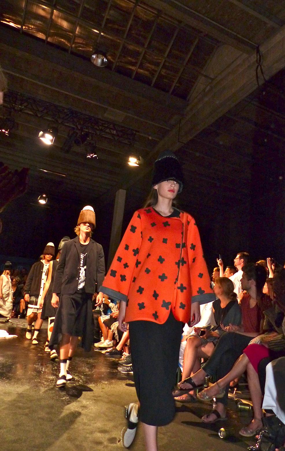 Desde Dinamarca: Henrik Vibskov SS15 en Copenhague Fashion Week