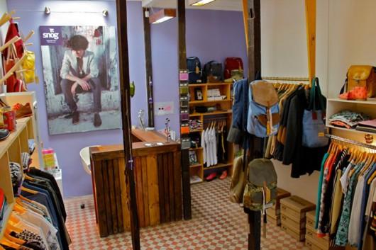 Las tiendas de Diseño de Autor de VisteLaCiudad