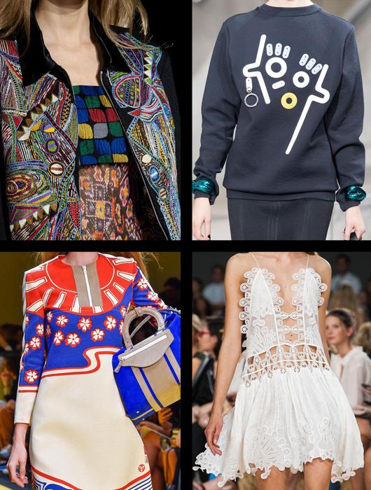 Paris Fashion Week SS 2015: Parte 1