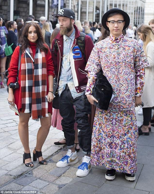 El mejor Street Style del London Fashion Week