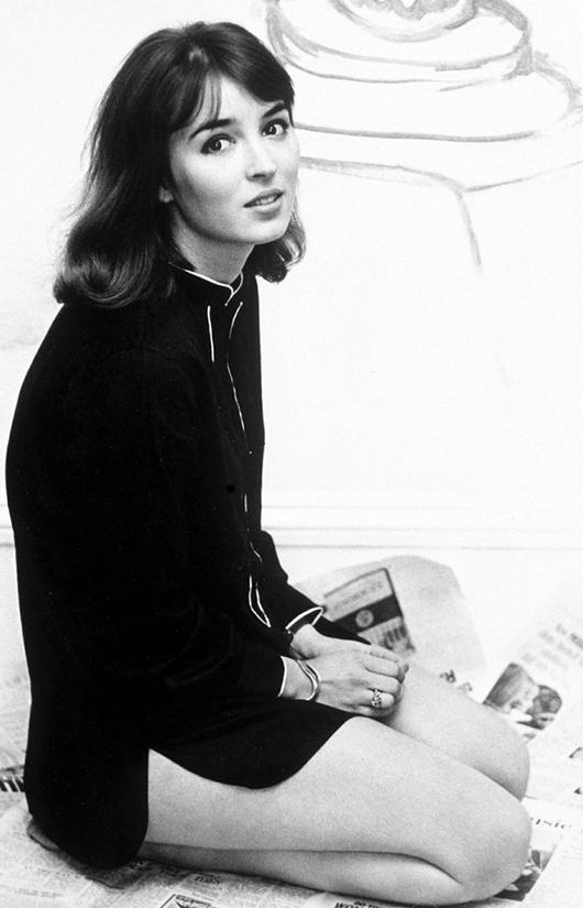 Talitha Getty, ícono del estilo hippie de los 60's