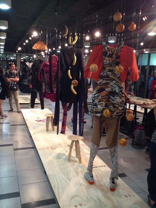 Fototaxis, la muestra de vestuario gourmet de los alumnos de Diseño UDLA