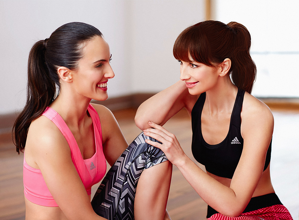 Concurso: ¡Gana el outfit completo de la nueva colección Adidas Women  + un cupo para la clase Yoga-Pilates, para ti y tus amigas!
