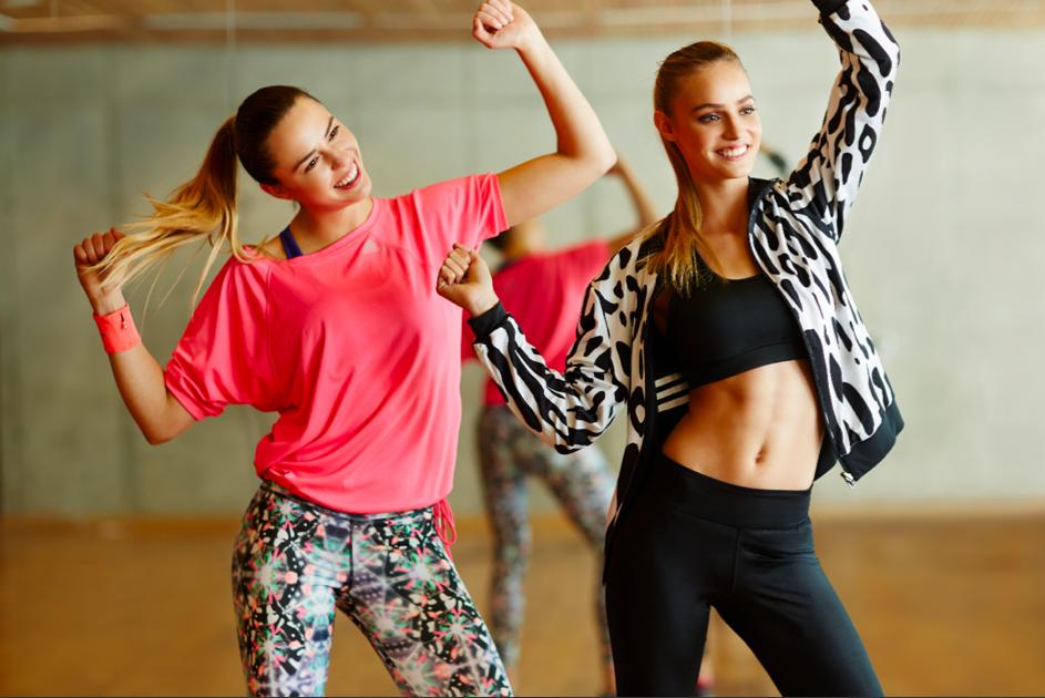 Última clase 2014: ¡Motívate con #adidasDance y ejercítate bailando!