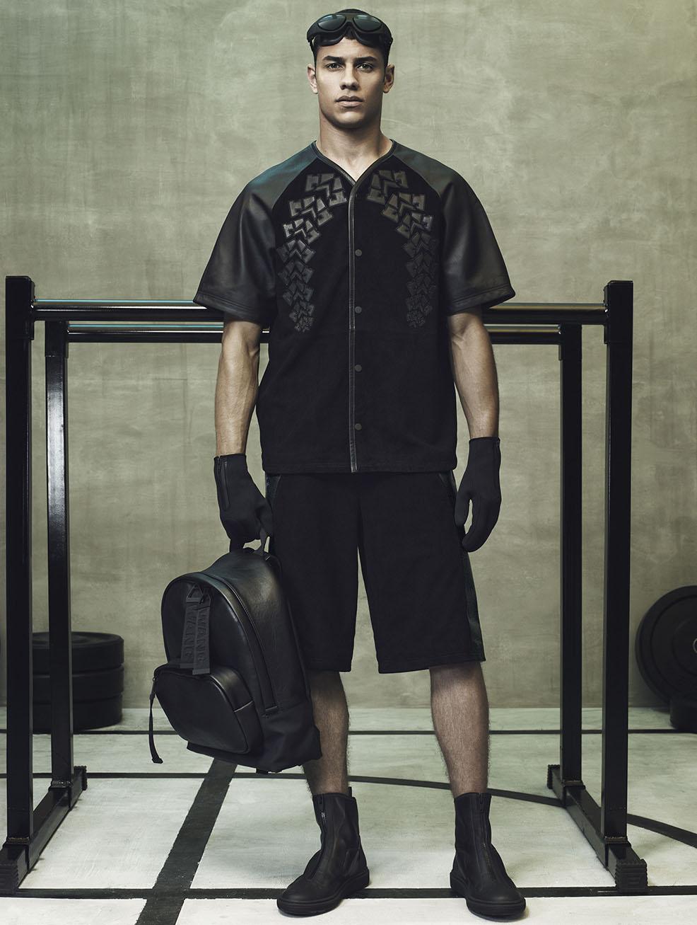 Los detalles de la colección masculina de ALEXANDER WANG x H&M