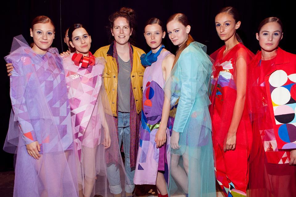 Entrevista a la diseñadora chilena semi-finalista del H&M Design Award 2015, Clara Jungman Malmquist