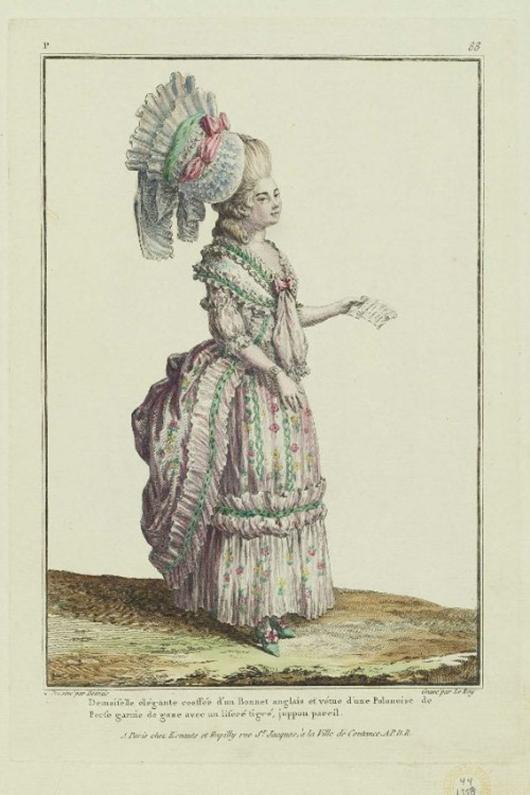 Fashion Plates: la importancia de las litografías de moda de antaño
