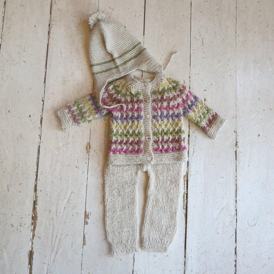"""VLC Kids: """"MGP"""", tejidos para niños"""