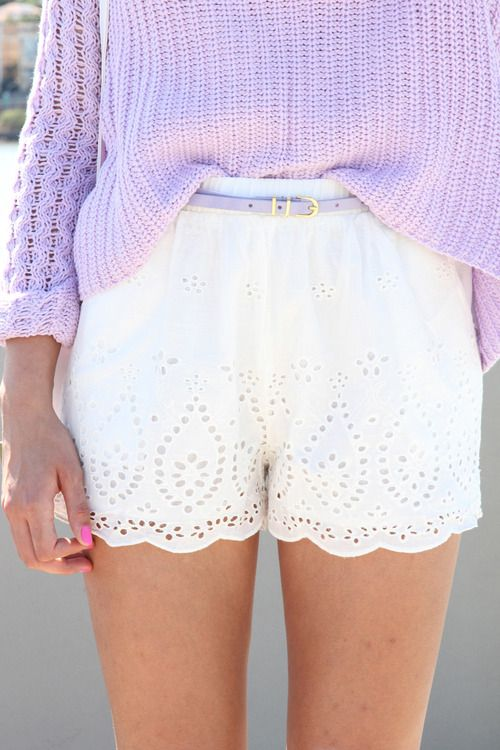 Tipos de shorts para este verano