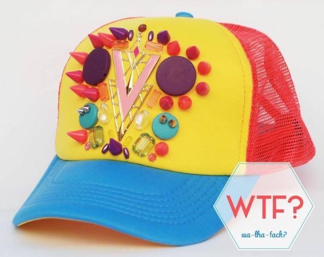 WTF?: Gorros de autor con color y personalidad