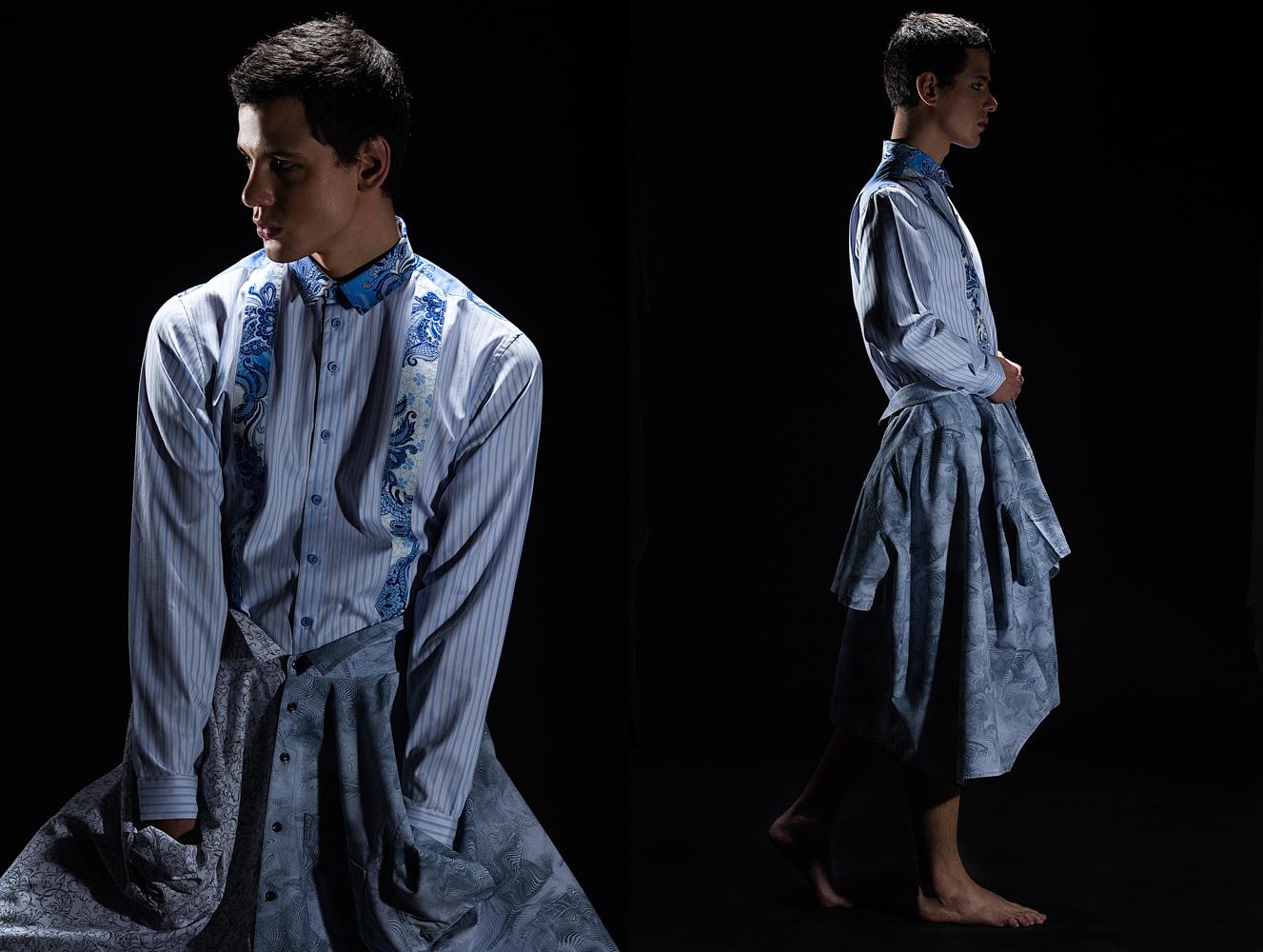 Ignacio Lechuga, el diseñador de las camisas